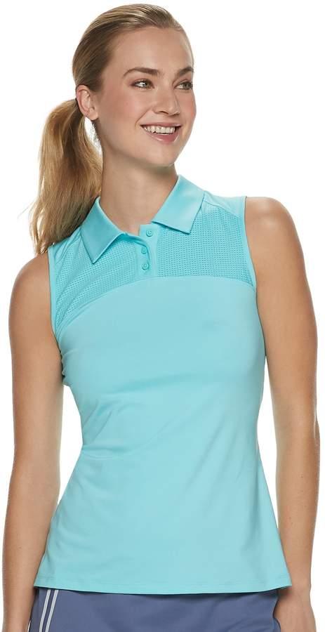 Fila Sport Women's SPORT Sleeveless Golf Polo