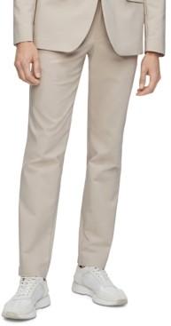Calvin Klein Men's Move 365 Slim Woven Chino Pants