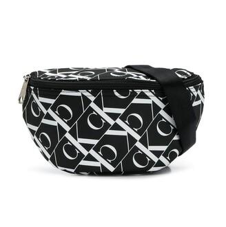 Calvin Klein Kids Monogram Print Belt Bag