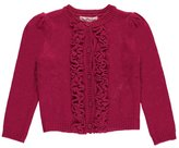 "Pink Angel Little Girls' ""Ruffled Shine"" Cardigan"