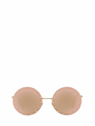 Valentino Eyewear Round Frame Sunglasses