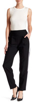 Milly Colorblock Tuxedo Pant