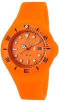 Toy Watch ToyWatch JYD03OR Unisex Jelly Disco Orange Silicone & Dial Orange