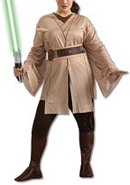 Rubie's Costume Co Star Wars Jedi Knight Costume Set - Plus