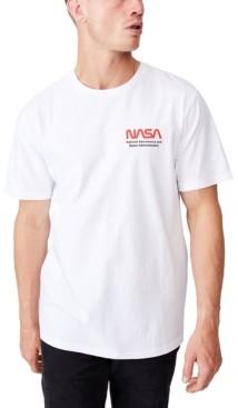 Cotton On Men's Graphic Nasa T-shirt