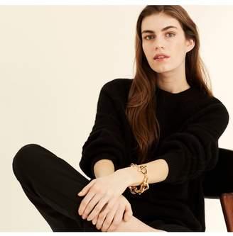 Amanda Wakeley Chunky Gold Bracelet