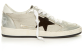 Golden Goose Deluxe Brand Ball Star low-top cord trainers