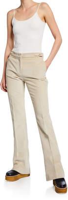 Gabriela Hearst Thompson Wide-Leg Corduroy Trousers