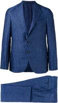 Caruso dinner suit - men - Linen/Flax/Viscose - 48