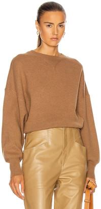 Etoile Isabel Marant Lucia Sweater in Camel | FWRD