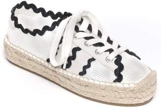 Bernardo Lace-Up Espadrille Sneakers - Vale