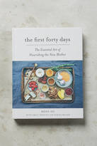 Anthropologie The First Forty Days