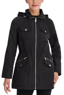 Michael Kors Michael Hooded Anorak