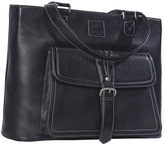Clark & Mayfield Women's Stafford Pro Leather Laptop Tote