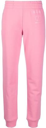 Moschino Logo Cotton Track Pants