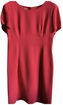 Moschino Cheap & Chic Moschino Cheap And Chic Red Dress for Women Vintage
