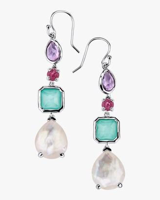 Ippolita Rock Candy 4-Stone Multi Drop Earrings