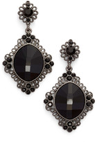 Tasha &Vintage& Crystal Drop Earrings