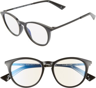 The Book Club Night Team Crazy For 49mm Blue Light Blocking Reading Glasses
