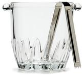 Bormioli Moncayo Ice Bucket with Tongs