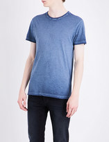 Belstaff Trafford faded cotton T-shirt