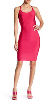 Wow Couture Crossback Bodycon Dress