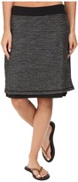 Exofficio Wanderlux Jacquard Reversible Skirt