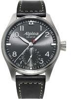Alpina Gents Startimer Pilot Manufacture Watch AL-710G4S6