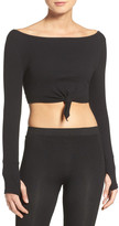 Free People New Wave Crop Top