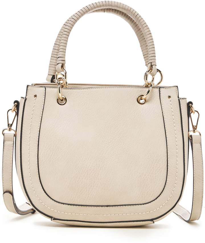 Sole Society Rubie Faux Leather Satchel