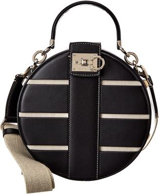 Salvatore Ferragamo Studio Mini Leather Bag