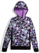 The North Face Girl's Surgent Full Zip Hoodie