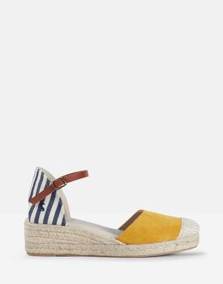 Joules Espadrille Wedges
