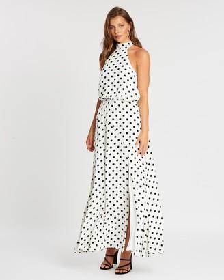 Honey And Beau Empirical Maxi Dress