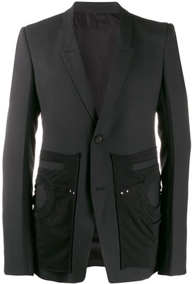 Rick Owens Off-The-Runway Extreme blazer