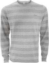 Bench Mens Adour Long Sleeve Striped Sweater/Jumper