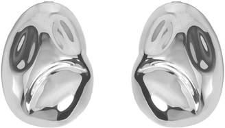 Monica Sordo silver cubagua earrings