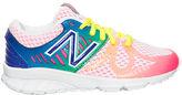 New Balance Girls' Preschool 200 v1 Running Shoes