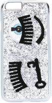 Chiara Ferragni Flirting iPhone 7 case - women - PVC/plastic - One Size