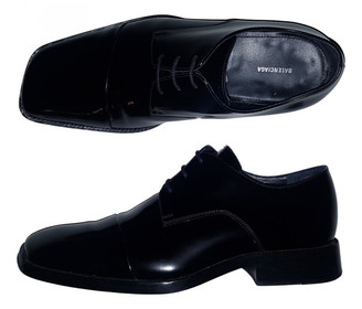 Balenciaga Black Patent leather Lace ups