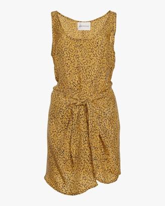 Anemos The D.K. Mini Wrap Dress