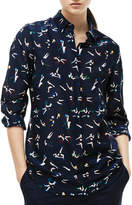 Lacoste All Over Lady Print Shirt