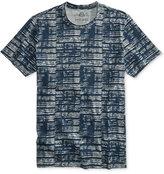 American Rag Men's Shibori Stripe T-Shirt, Only at Macy's