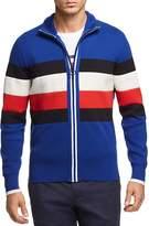 Tommy Hilfiger Striped Zip Sweater
