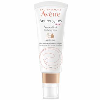 Avene Antirougeurs Unifying SPF30 Tinted Moisturiser for Skin Prone to Redness 40ml
