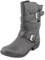 American Rag Cale Round Toe Synthetic Mid Calf Boot.