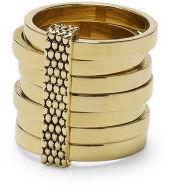 Club Monaco Gold Stacking Ring