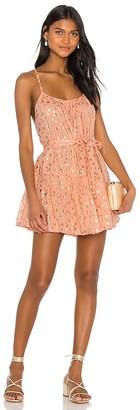 SUNDRESS Lotus Mini Dress