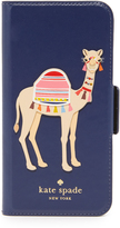 Kate Spade Camel Applique iPhone 7 Case
