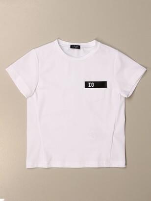 Il Gufo Cotton T-shirt With Logo